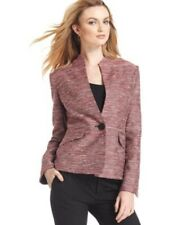 Kasper Petite Separates Blazer Sz 10P Orchid Vibrant Holiday Business Cocktail