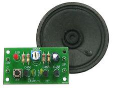 MORSE CODE KEYER WITH 2.5W SPEAKER  [ Assembled Kit ] free 9V battery holder