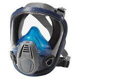 NEW MSA Advantage 3000 TWIN PORT Full Face Mask Respirator 10028995 MEDIUM