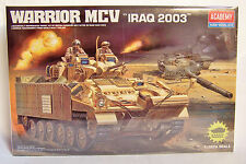 Academy British Warrior MCV Combat Vehicle Iraq War 2003 1/35 scale Model Kit