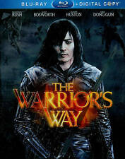 The Warriors Way (Blu-ray) with slipcover