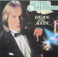 RICHARD CLAYDERMAN - BALLADE POUR ADELINE  - CD