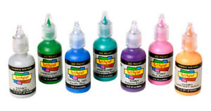 Scribbles 3-D Fabric Paint - 1 oz. bottle - choose your color