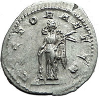 GORDIAN III 244AD Authentic Genuine Ancient Silver Roman Coin Victory i59050