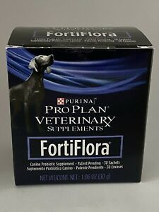 FortiFlora Purina Pro Plan Veterinary Supplements Canine Dog