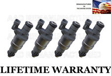 4X Genuine Siemens Fuel Injectors for Saturn VUE ION L300 Chevy Malibu 2.2L