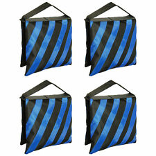 4x Counter Balance Sandbags Sand Bag for Photo Studio Light Stand Boom Arm