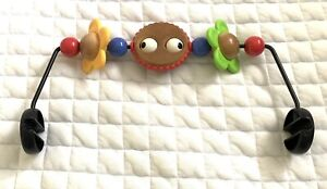 BABYBJORN 080500US - Wooden Toy for Bouncer - Googly Eyes