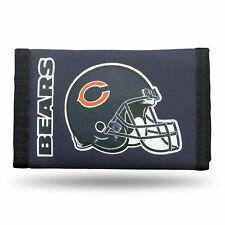 NFL Chicago Bears Nylon Trifold Wallet