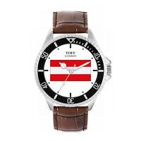 Toff London TLWL-7060 Austrian Flag Watch