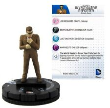 DC Heroclix - Superman & Wonder Woman - INVESTIGATIVE REPORTER #006