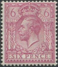 SG385 Spec N26 (4), 6d pâle rouge violet, M Comme neuf. Cat £ 20.