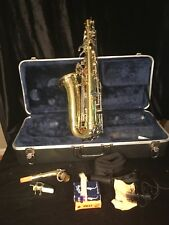Olds Alto Saxophone  Model NA62MN Serial # 681447-  R.O.C.