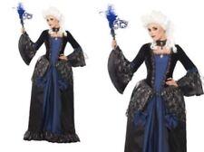 Déguisements robes noires pour femme Carnaval