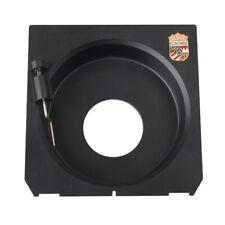 Copal #0 19mm Recessed Lens Board For Linhof Technika Chamonix Wista 4x5 Camera