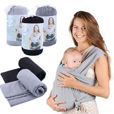 Tragetuch Babytragetuch Kindertragetuch Bauchtrage Babytrage bis 20kg Baumwolle