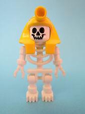 Lego personaje Adventure esqueleto momia máscara amarilla gen008 set 5938