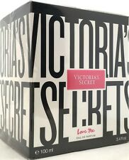LOVE ME by VICTORIA'S SECRET 100ml EDP B/NEW SEALED