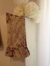 Vintage ~ Ralph Lauren Guinevere Ruffled Pillowcase ~ Shabby Medieval Chic