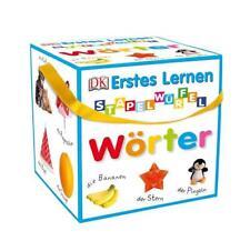 Erstes Lernen - Stapelwürfel Wörter (2012, Spielzeug)