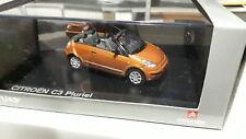 Norev AMC009471 - CITROEN C3 pluriel orange 1:43