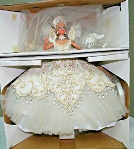 1992 Fifth Bob Mackie Timeless Treasures Collect Empress Bride Barbie Vintage
