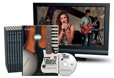 CORSO DI BASSO in 10 volumi + DVD - MUSIC ACADEMY -