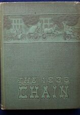1936 Lane High School Yearbook Charlottesville Va
