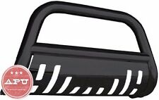 Fits 97-01 CRV Bull Bar Grille Bumper Protector Brush guard BLACK Skid Plate