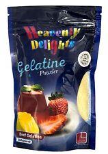 Halal Beef Gelatine Powder 100g Unflavoured | Premium Quality *HMC Certified*