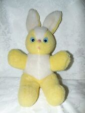 "Sherpa Bunny Rabbit Vintage Knickerbocker Animals of Distinction 60's 70's  16"""