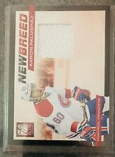 2012 Aaron Palushaj Elite New Breed Gu Jersey Canadiens #21