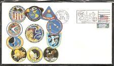 Apollo 17 Launch date, Dec 7 1972, Event Cover. cacheted