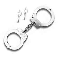 TCH800 Handcuffs Nickel chain cuffs police and security