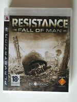 Resistance: Fall of Man (PS3, 2006) - Italian Version [New & Sealed]