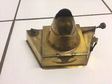 vintage lamp oil burner