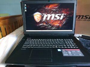 MSI GT72VR UK DOMINATOR PRO GAMING LAPTOP 16GB RAM,INTEL I7,NVIDIA 1060 6GB