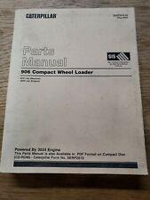 Caterpillar 906 Compact Wheel Loader Parts Manual 1r 1442 M5