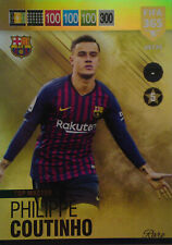 PANINI ADRENALYN XL FIFA 365 2019 UPDATE TOP MASTER 130 Coutinho