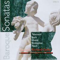 BAROQUE SONATAS - Telemann, Bach, Vivaldi, Boddecker, Fasch - CD