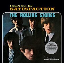 The Rolling Stones - (I Can't Get No) Satisfaction 50th Anniversary [New Vinyl]