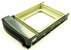 "5 x SuperMicro 3.5"" HDD Caddy Tray 05-SC8270-XX00C104 CSE-815, CSE-825, CSE-826"