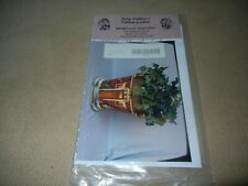 TOLE PAINTING PATTERN PACKET CHRISTMAS COTTAGE BETTY CAITHNESS