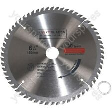 Quality TCT Circular Saw Wood Blade 160mm x 20mm x 60T for Festool TS55, Makita