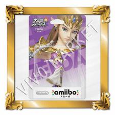 Japan Nintendo Amiibo Zelda ( Super Smash Bros. Series )  Wii U  F/S