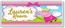 Children's Peppa Pig Bedroom Home Decor