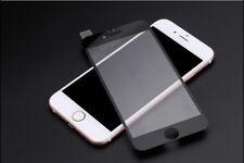 Original Premium 9H 3D Echt Glasfolie Panzerglas Schutz  iPhone 8 plus Schwarz