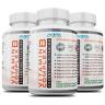 Vitamin B Complex Tablets - Multi Pack (B1,B2,B3,B5,B6,B12,Biotin,Folic Acid)