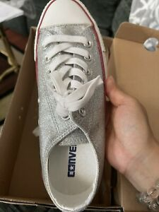 Converse Glitter Athletic Shoes for Women for sale | eBay