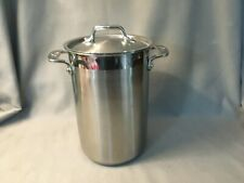 All-Clad Stainless Steel Asparagus Vegetable Pot steamer basket insert lid 59905